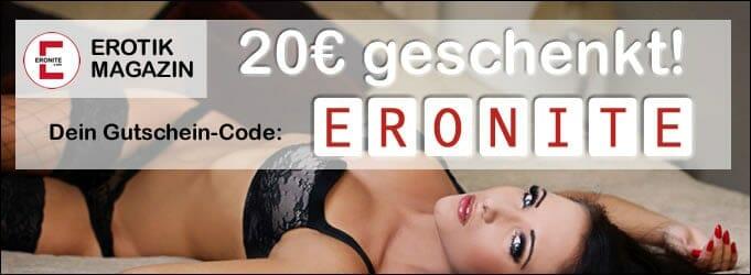20€ Live-Cam Gutschein mit gratis Anmeldung + Kostenlos Zugriff auf Amateurvideos!
