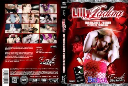 Lilly Ladina - Erotischer Zauber sexueller Erfahrung - Eronite Cover