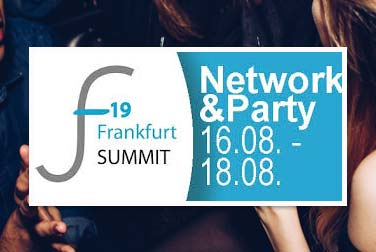 Adult Entertainment Event Frankfurt Summit 2019