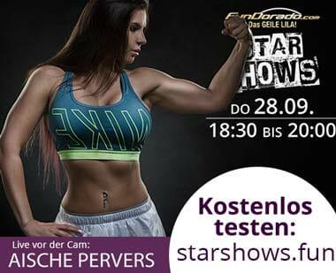 Aische Pervers live - Die Hardcore Show