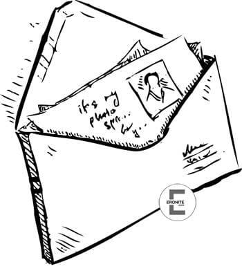 Ein Brief meiner Chefin