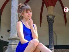 Anne Eden Pornos von der sexy Studentin