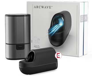 Testbericht: Arcwave Ion, Masturbator mit Pleasure-Air-Technology