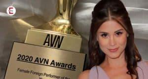 Sexy Import aus Tschechien: Little Caprice gewinnt AVN Awards