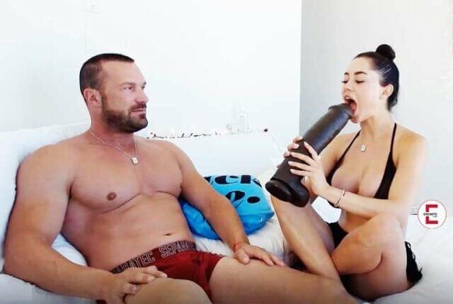 Lustige Panne in der Bastian-Yotta-Liveshow mit Marisol