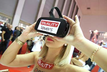 Besserer Sex durch Virtual Reality