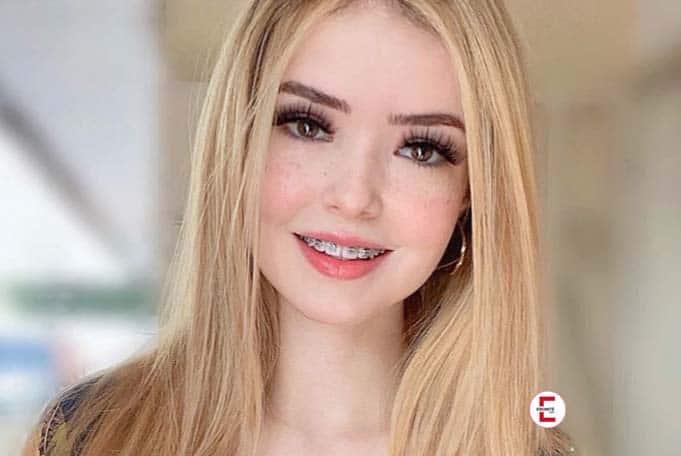Warum ist diese blonde Latina so verdammt heiß?