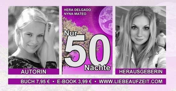 Das Buch von Hera Delgado: Nur 50 Nächte