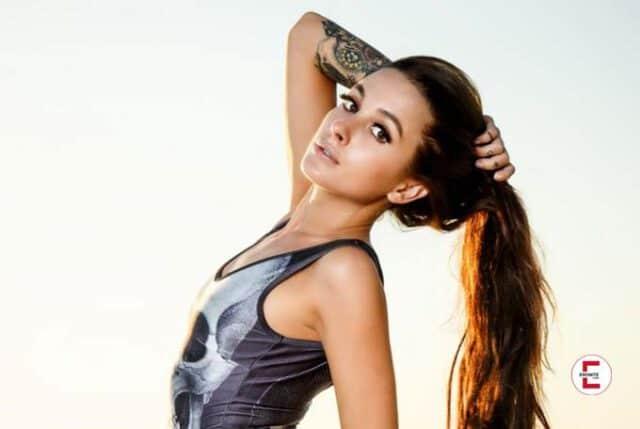 Wir stellen vor: Heiße Eva Lopezzz Pornos