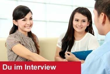 Dein Interview bei Eronite