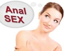 Das denken Frauen wirklich über Analsex