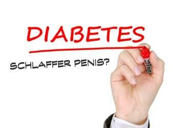Verursacht Diabetes Erektionsprobleme?