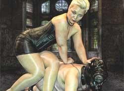 Neue DVD: Die Sadistin (BDSM)