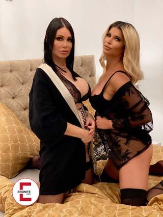 Djamila Rowe & Micaela Schäfer packen die Toybox aus |Erotikmagazin