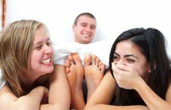 Vor- und Nachteile einer Dreierbeziehung