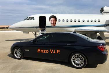 Cooler Selfmade-Man Enzo Pardo entpuppt sich als dreister Schwindler