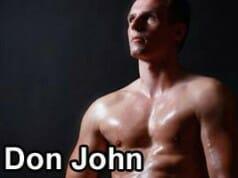 Pornodarsteller Don John im Interview