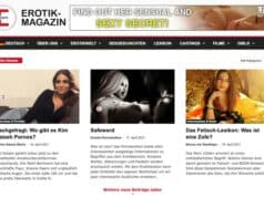 Warum das Erotik-Magazin Eronite kein Sexblog ist
