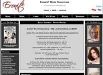 Eronite Website 2007