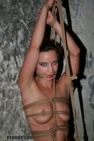 Annika Bond - Fetischfilm Eronite