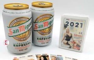 Verlosung: zwei Bier und ein erotisches Quartett