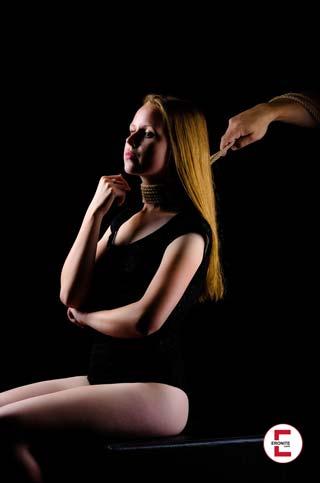 Erotische Geschichte: Deine erste BDSM Session