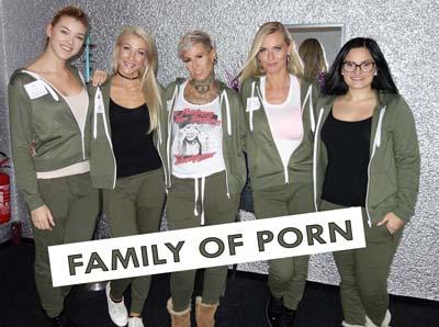 Family of Porn bei Pornocasting Dortmund