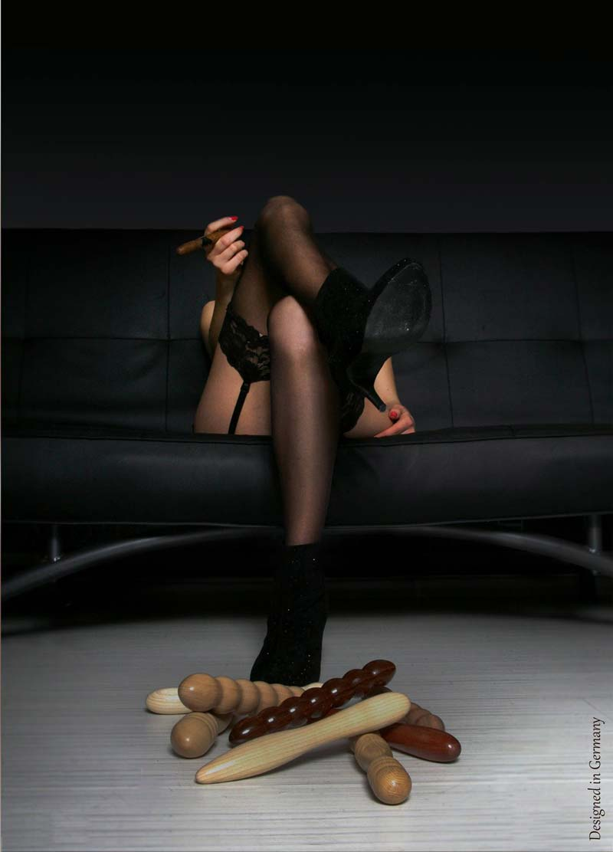 BDSM- & Fetischcasting mit Hera Delgado