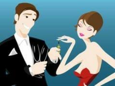 Die Techniken und Flirtstrategien der Männer