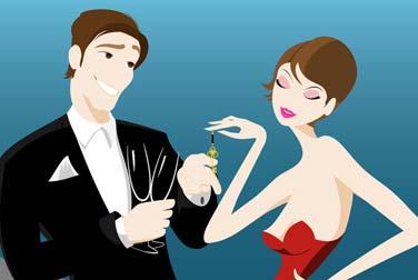 Die Flirtstrategien der Männer | Flirttechniken