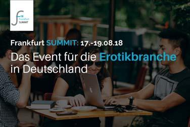 Sonniger Auftakt für die Frankfurt Summit 2018