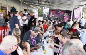 Frankfurt Summit 2019 - Sonne, Regen, Networking