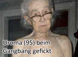 Gangbang Oma
