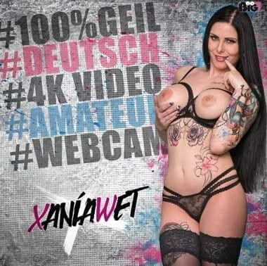 Geburtstag Xania Wet