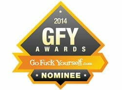 Eronite für GFY-Awards 2014 nominiert