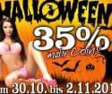 Halloween-Pornos und Livecam jetzt 35% billiger