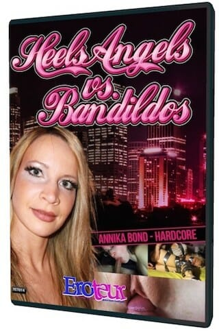 Annika Bond: Heels Angels vs. Bandildos (Annika Bond Film bei Eronite)