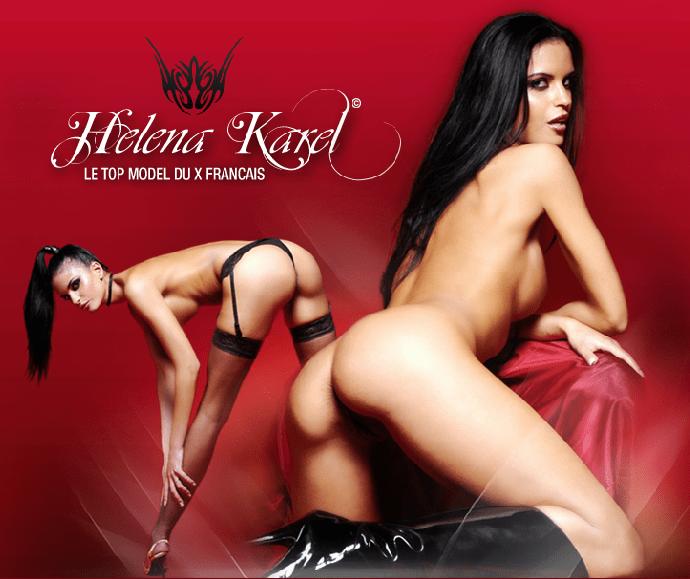 Pornos aus Frankreich: Helena Karel