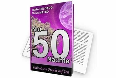 Nur 50 Nächte – Hera Delgado veröffentlicht Buch
