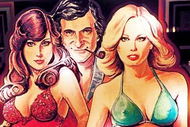 Hugh Hefner tot - der letzte echte Playboy ist gestorben