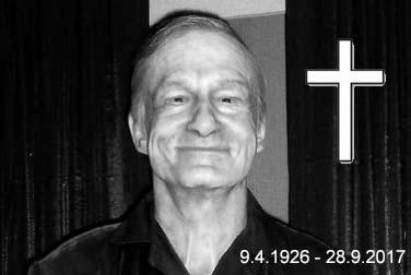 "Hugh Hefner tot – ""Playboy""-Legende stirbt mit 91"