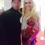 Jacky Valentine Geburtstag mit Eronite