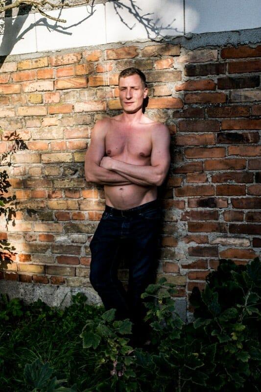 Berühmter Pornodarsteller Jason Steel im Interview bei Eronite
