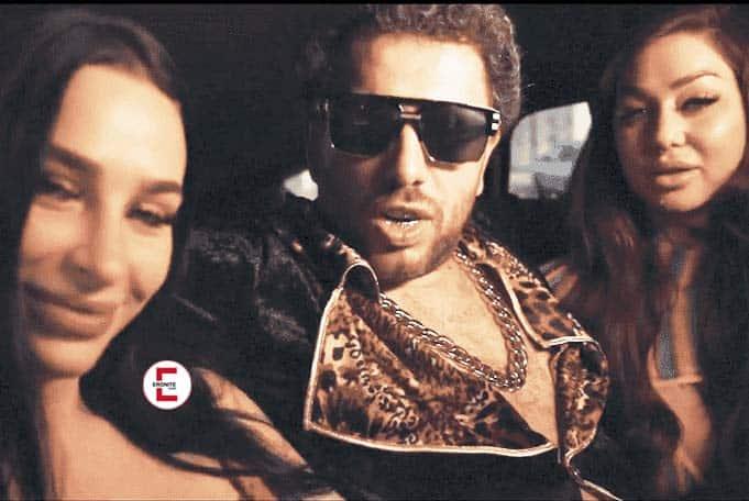 King Orgasmus One macht es wieder hinter der Kamera