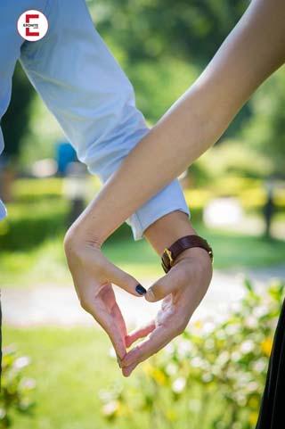 Lange und glückliche Beziehungen haben zwei Dinge gemeinsam