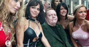 "Larry Flynt gestorben: Der ""Hustler""-Verleger ist tot"