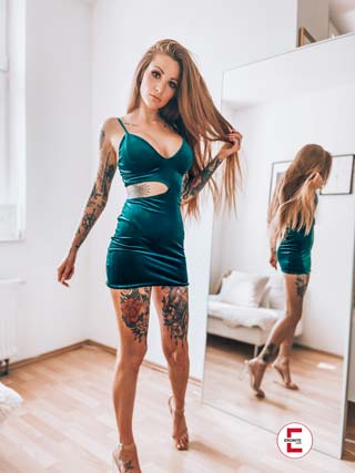 Liah Lou Solo-Clips vom angesagtesten Camgirl