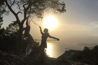 Mallorca Bondage • Rope-Art Hera Delgado