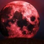 Menstruation und Mondphase