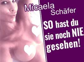 Nackt chethrin micaela schäfer Djamila Rowe